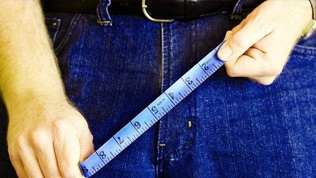 come misurare il pene